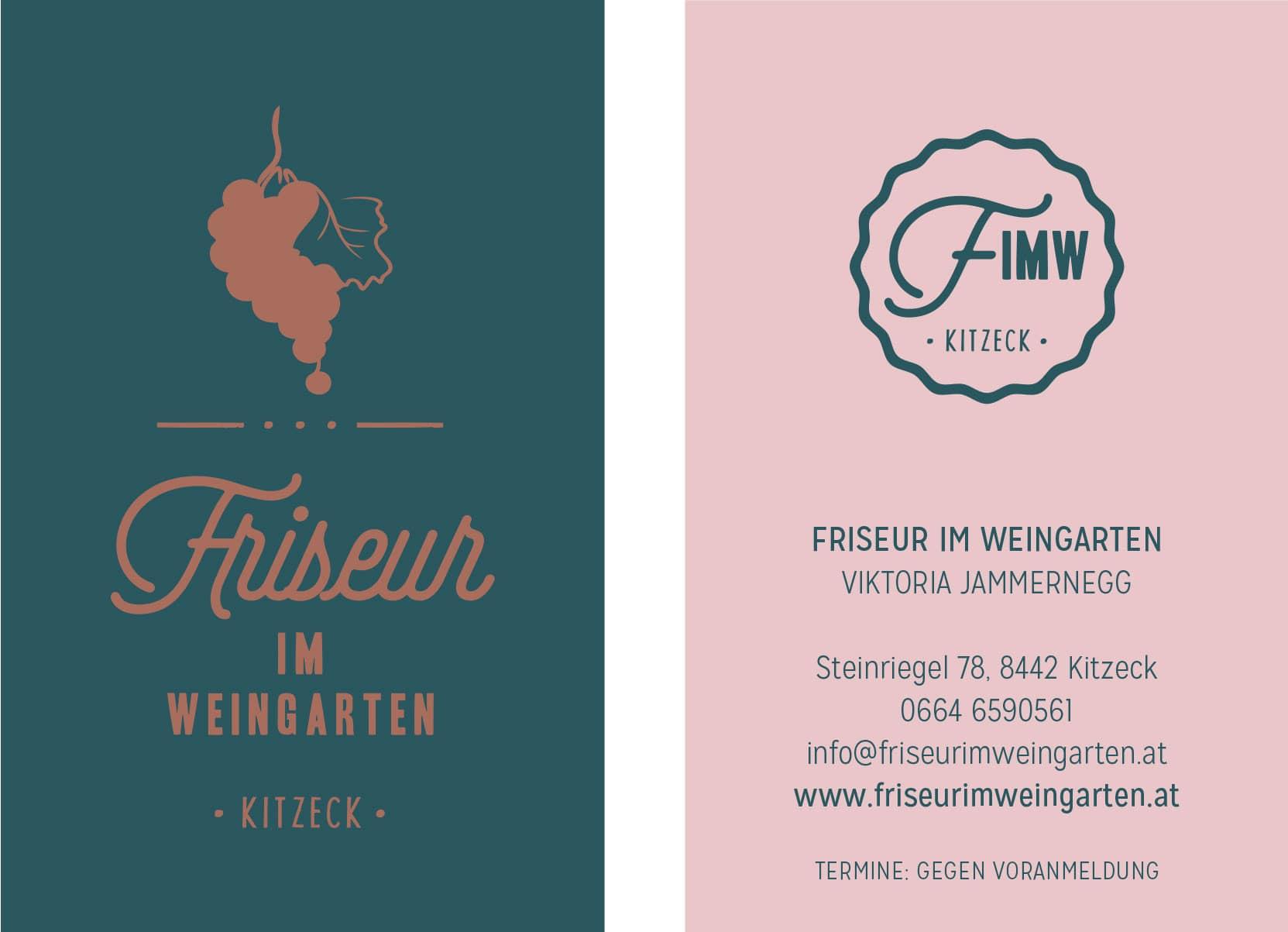 Friseur im Weingarten – Kitzeck / Design