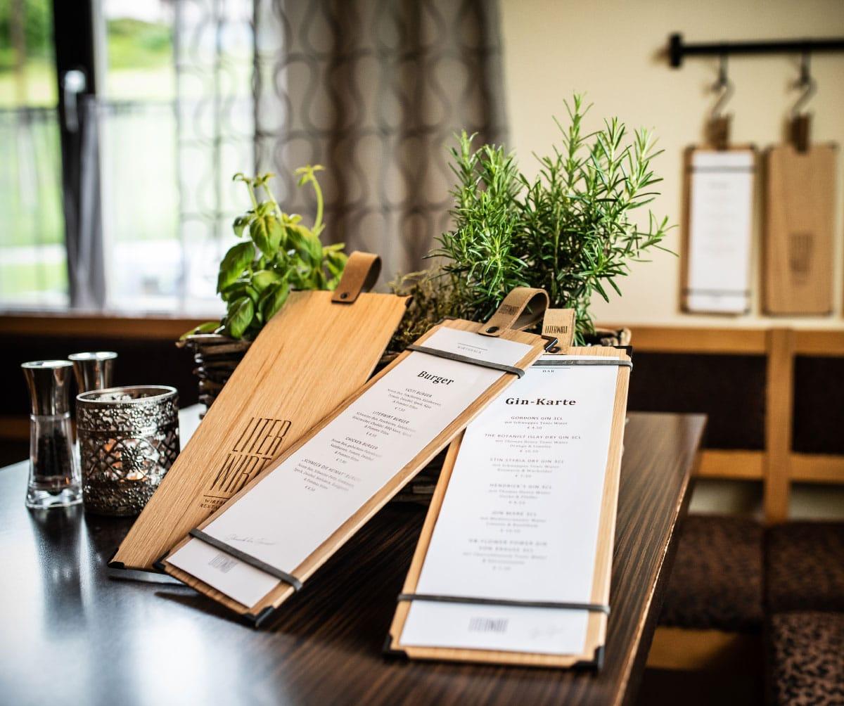 Restaurant – Bar – Wirtshaus Literwirt