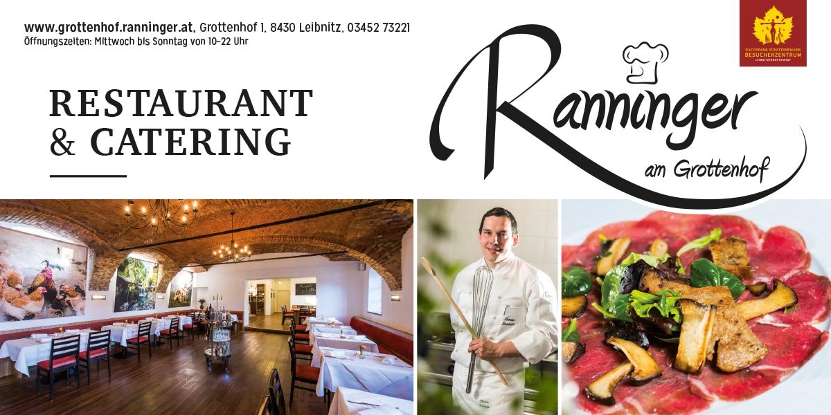 Restaurant Ranninger – Grottenhof Leibnitz