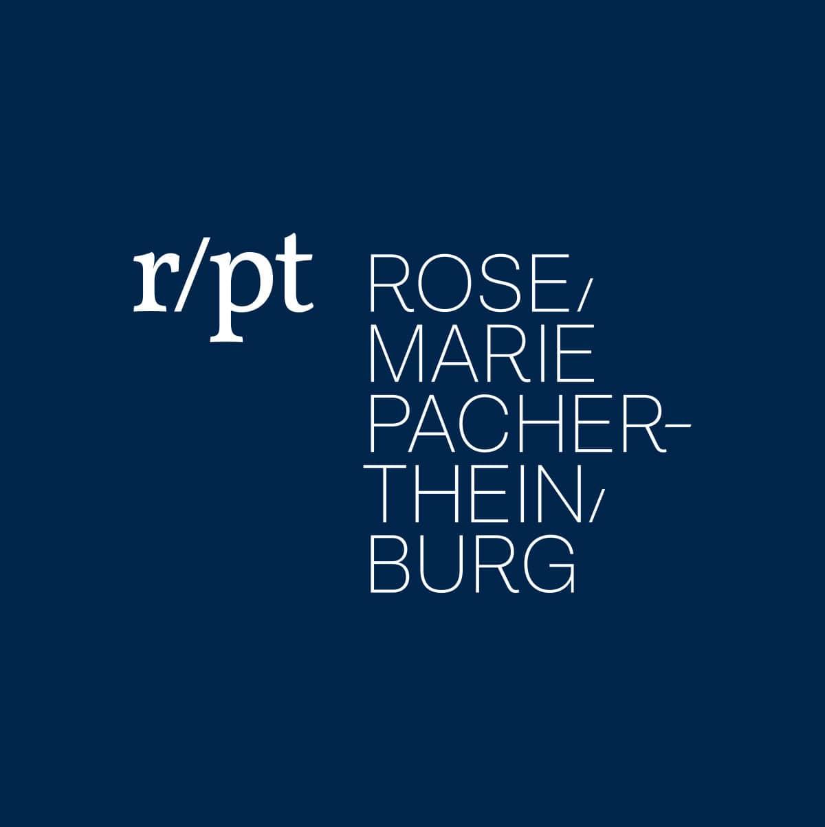 Rosemarie Pacher Theinburg – Finanzierungen