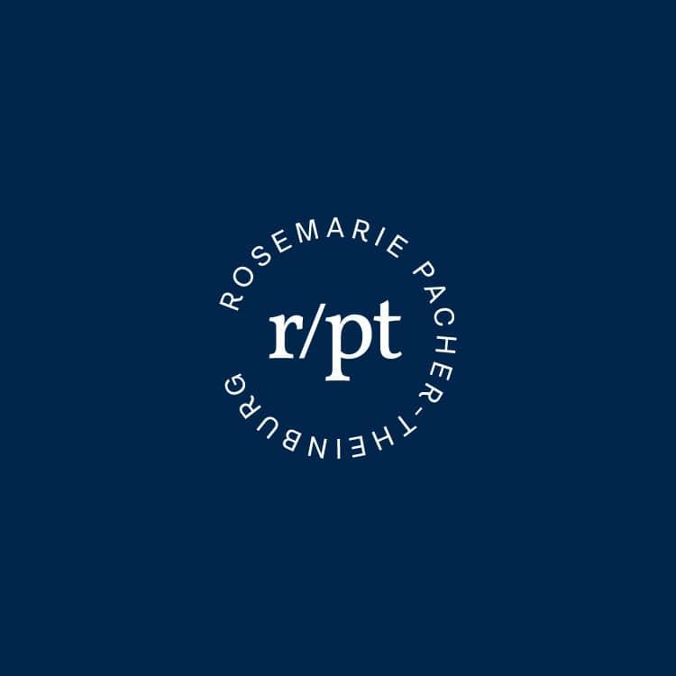 Rosemarie Pacher-Theinburg – Logo