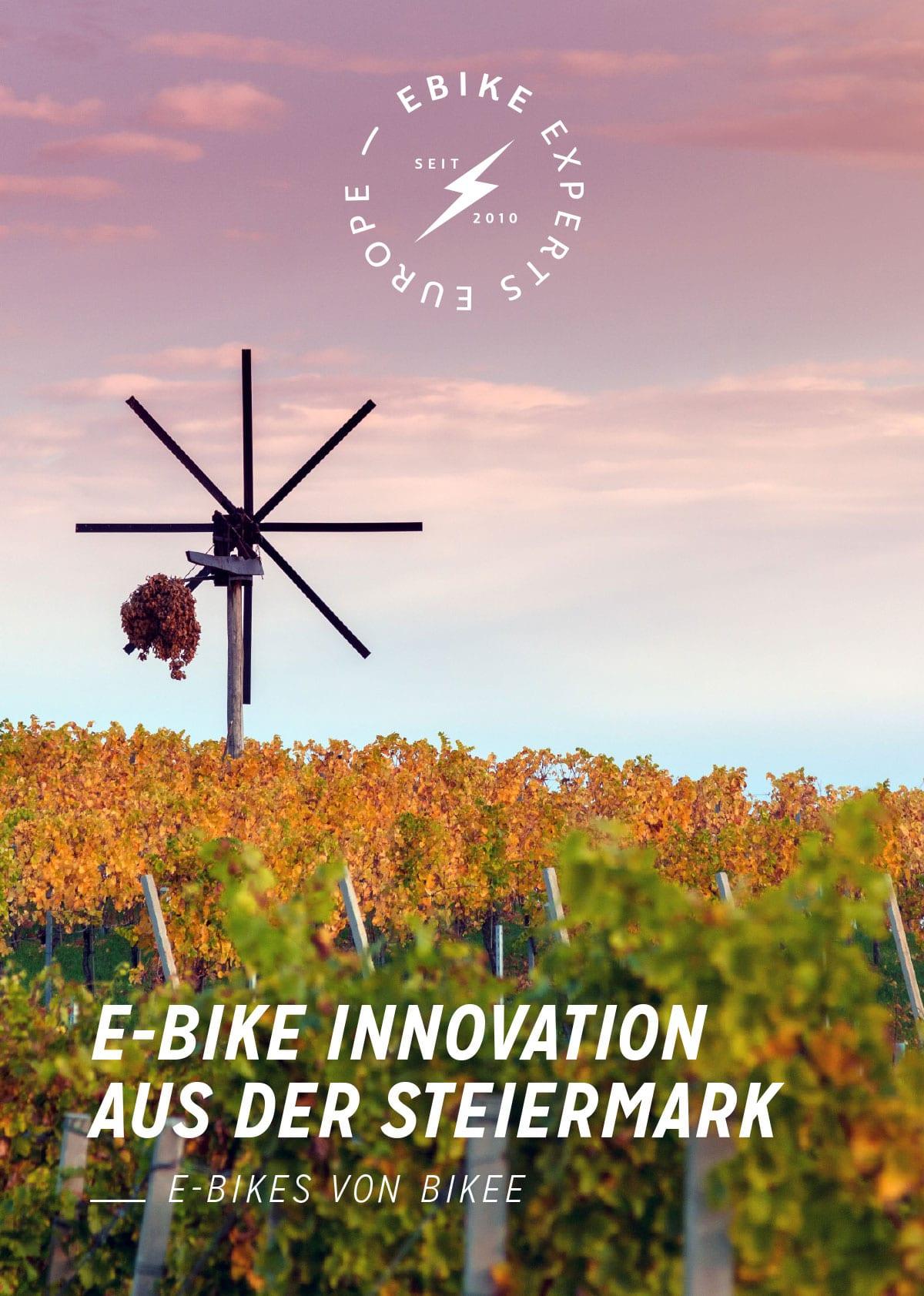 Geero – E-Bikes von bikee Österreich
