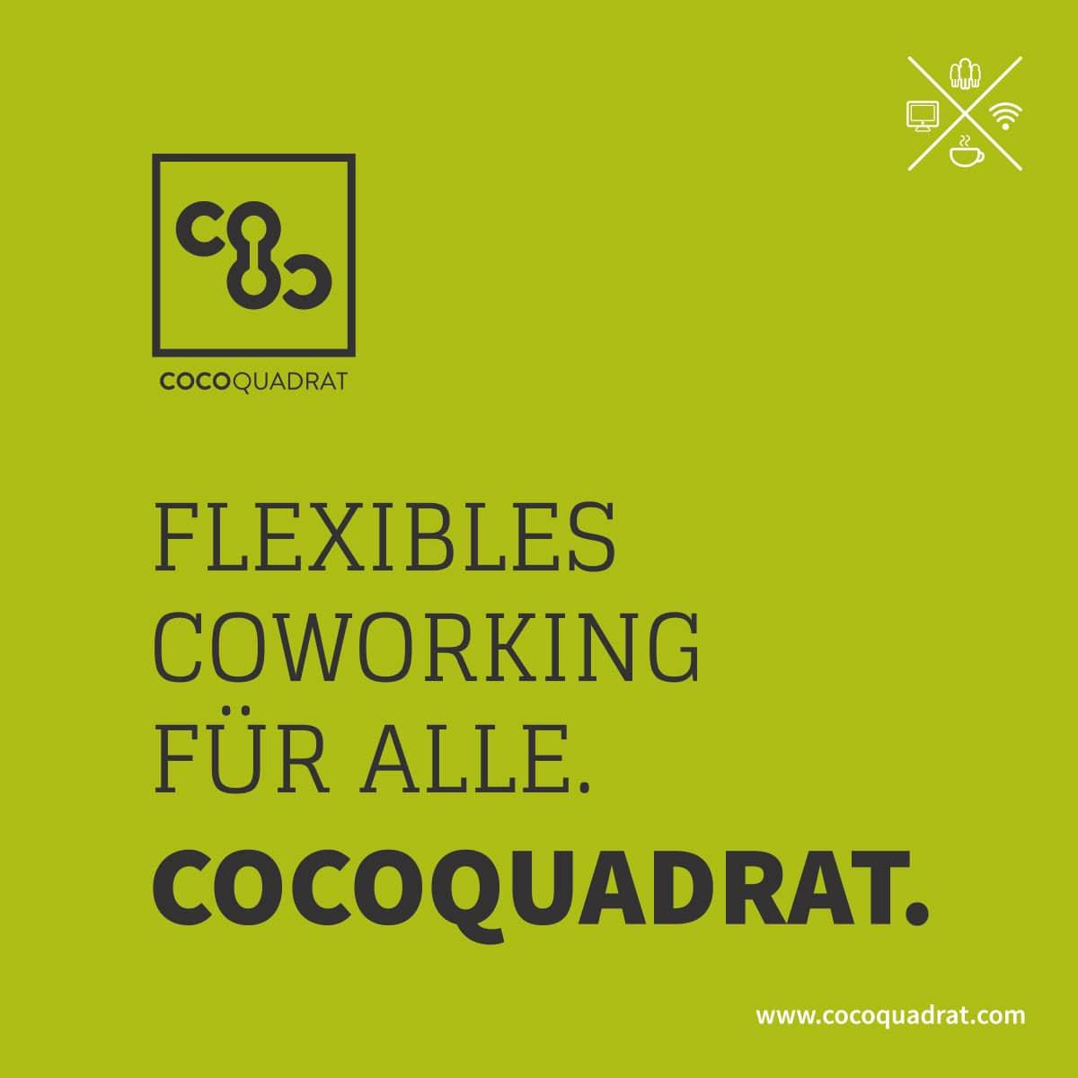Cocoquadrat Wien & Graz
